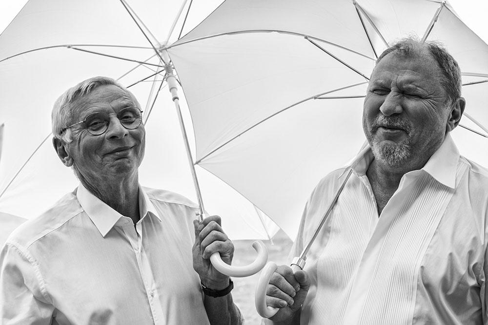Andrzej i Mikolaj Grabowscy