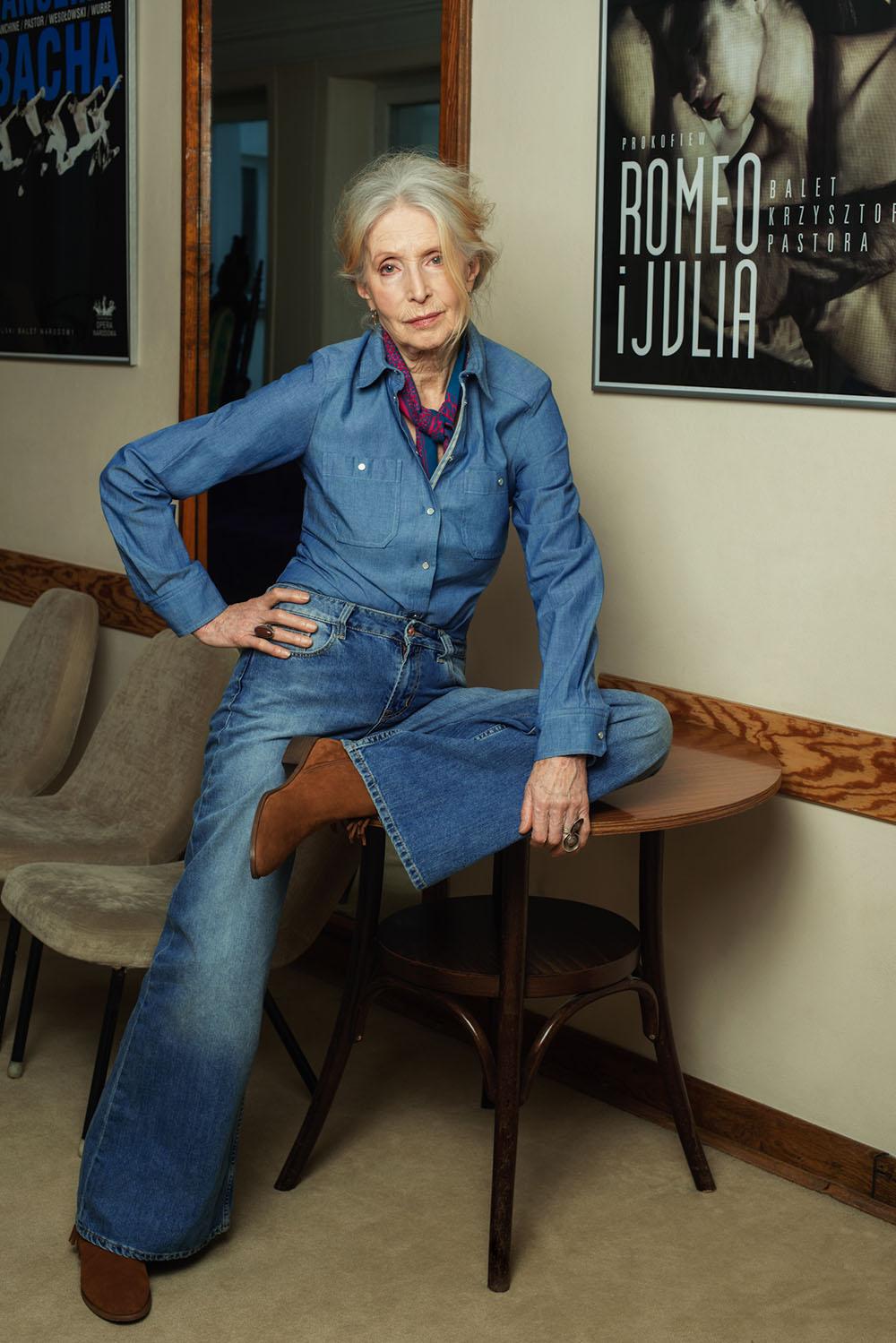 Helena Norowicz Model